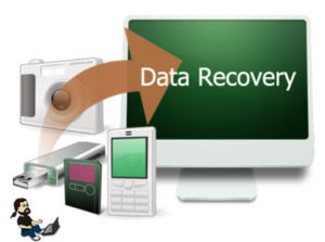 SD data recovery